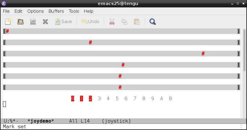 Emacs, Dynamic Modules, and Joysticks « null program