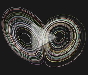 Two Chaotic Motion Demos « null program