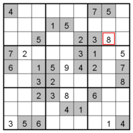 How to write a sudoku solver in java